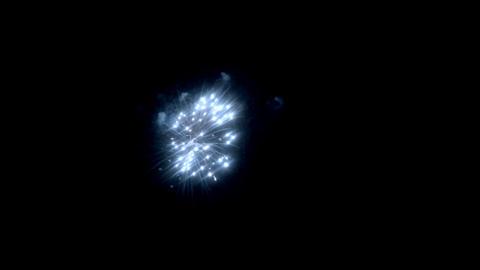 Fireworks 7 Footage