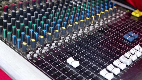 Sound board Footage