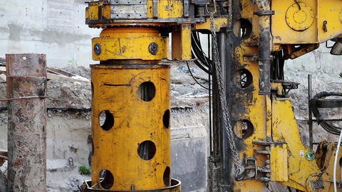 Drilling wells Footage