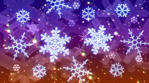 Snow Dd HD Stock Video Footage