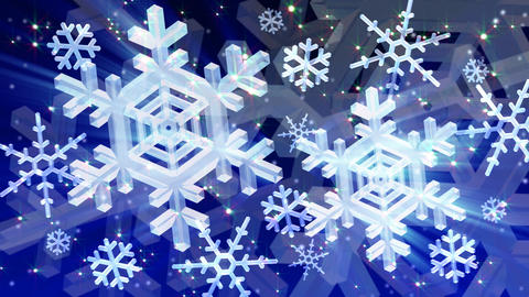 Snow E HD CG動画