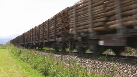 Train Stock Video Footage