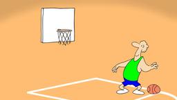 BASKETBALL Stock Video Footage