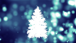 Christmas Background 30 Stock Video Footage