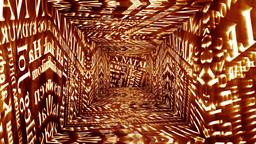 Christmas Tunnel v2 01 Animation