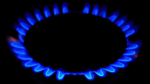 Household gas Footage