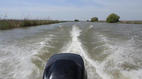 Motorboat Live Action