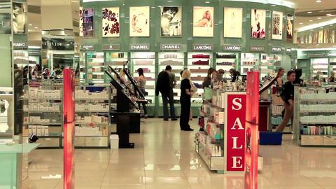 Perfumer's shop Footage