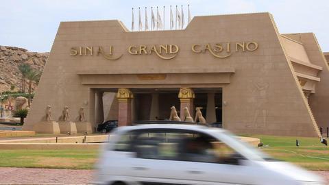 Sinai Grand Casino Live Action