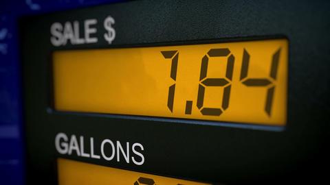 gas pump 01 hd Animation