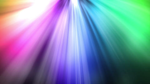 Colorful Aura Light, 4K, Loop stock footage
