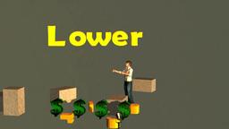 Kicking Lower Price (Ver #2): Sales Animation Animation