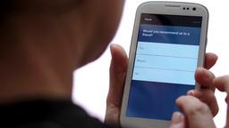 Phone Survey Mobile Recomend No Footage