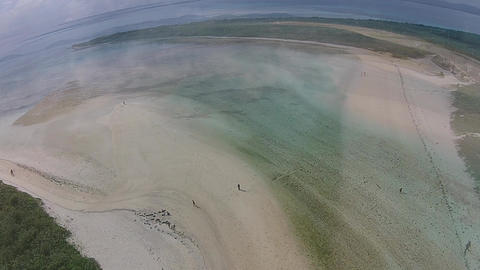 okinawa taketomi island (4 K 3840 2160) 動画素材, ムービー映像素材