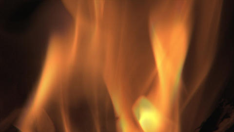 Flames Footage