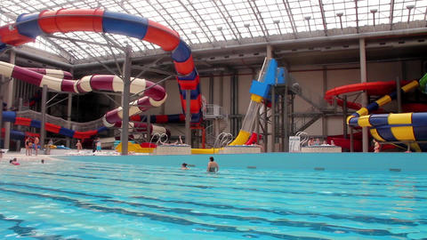 Aquapark Footage