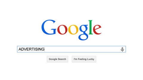 Google is most popular search engine in the world. Search for ADVERTISING Footage