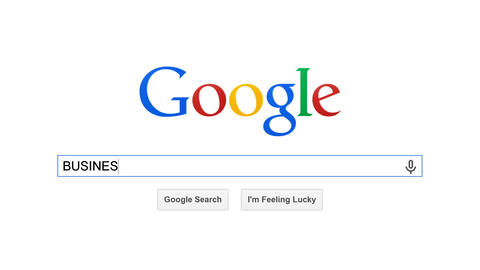 Google is most popular search engine in the world. Search for BUSINESS Live Action