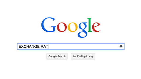 Google is most popular search engine in the world. Search for EXCHANGE RATES Live Action