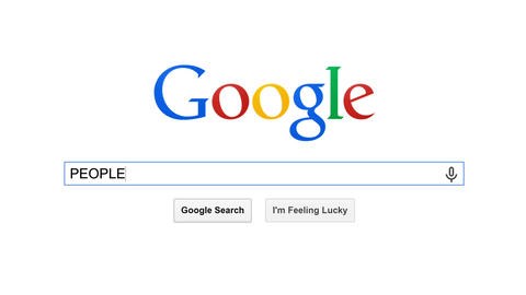 Google is most popular search engine in the world. Search for PEOPLE Live Action