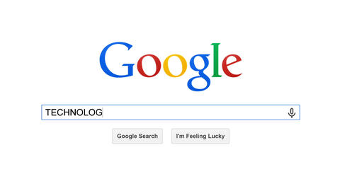 Google is most popular search engine in the world. Search for TECHNOLOGY Live Action