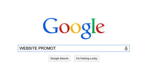 Google is most popular search engine in world. Search for WEBSITE PROMOTION Live Action