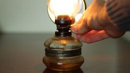 Increase Power of Gas Lantern Footage