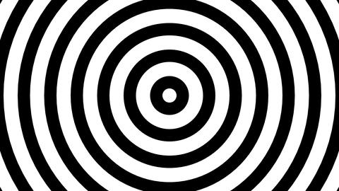 wave radio stripe with alpha matte Animation