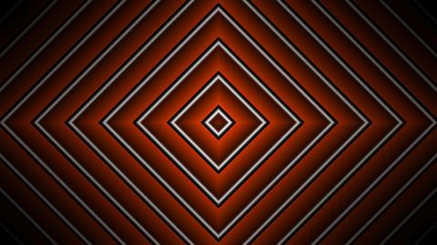 rhombus golden stripe with alpha matte Animation