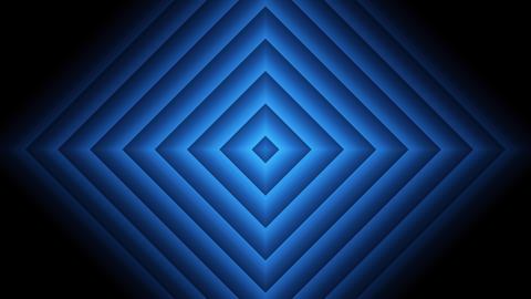 blue diamond lights with alpha Animation