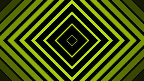 green diamond stripe with alpha matte Animation