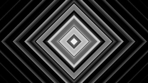 luminance diamond tunnel with alpha matte Animation