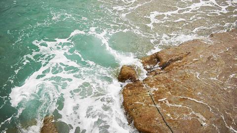 Sea surf Stock Video Footage