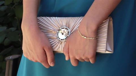 Ladies purses a Footage