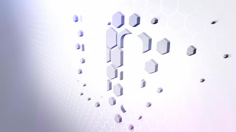 Hexagon Logo Reveal v 1 After Effects Template