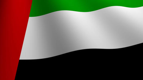 United Arab Emirates flag loop Flags flags nation country Nations united Animation