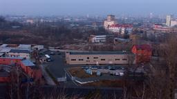kyiv podil 2 Stock Video Footage
