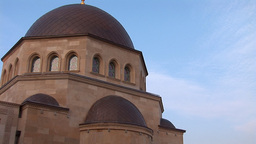 mosque kyiv 4 Stock Video Footage