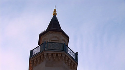 mosque kyiv 8 Stock Video Footage