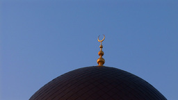 mosque kyiv 16 Stock Video Footage