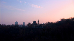 mosque kyiv 18 Stock Video Footage