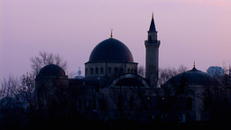 mosque kyiv 20 Stock Video Footage
