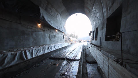 Tunnel 3 Stock Video Footage