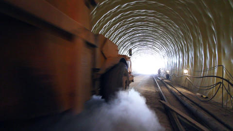 Tunnel 5 Stock Video Footage