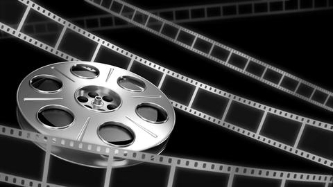 Cinema Background Stock Video Footage