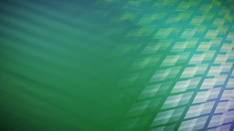 Abstract blue-green background with lines Animation