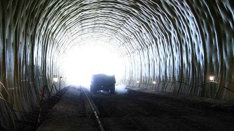 Tunnel 11 Stock Video Footage