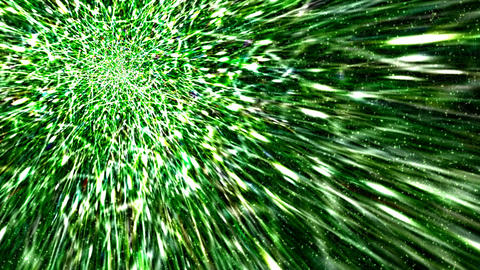 green fiber background,like as meteor,optical fiber.vision,idea,creativity,beautiful,art Animation