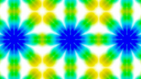 Animation of flower lotus texture.Buddhism Mandala... Stock Video Footage