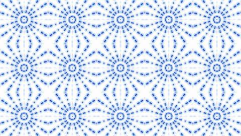 Rotating blue ripple fancy pattern.particle,Design,symbol,vision,idea,creativity,beautiful Animation